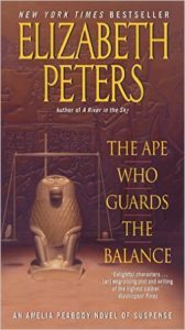 Cover: The Ape Who Guards the Balance