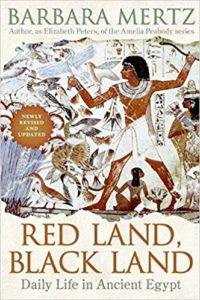 The cover for Red Land, Black Land