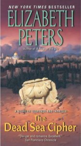 Cover: The Dead Sea Cipher